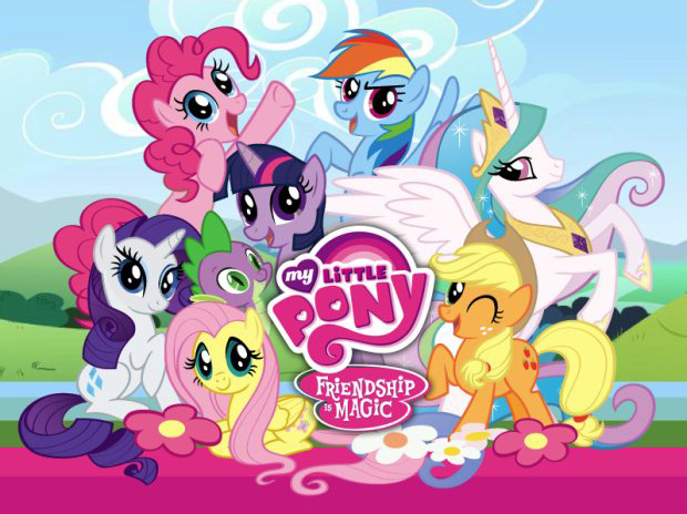 Pin Title My Little Pony On Pinterest