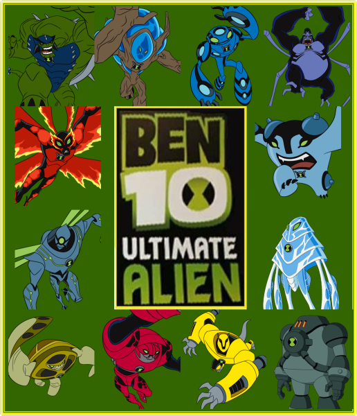 Ben 10 ultimate alien a review toonopolis the blog ben 10 ultimate alien its voltagebd Gallery